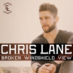 Chris Lane Broken Windshield View