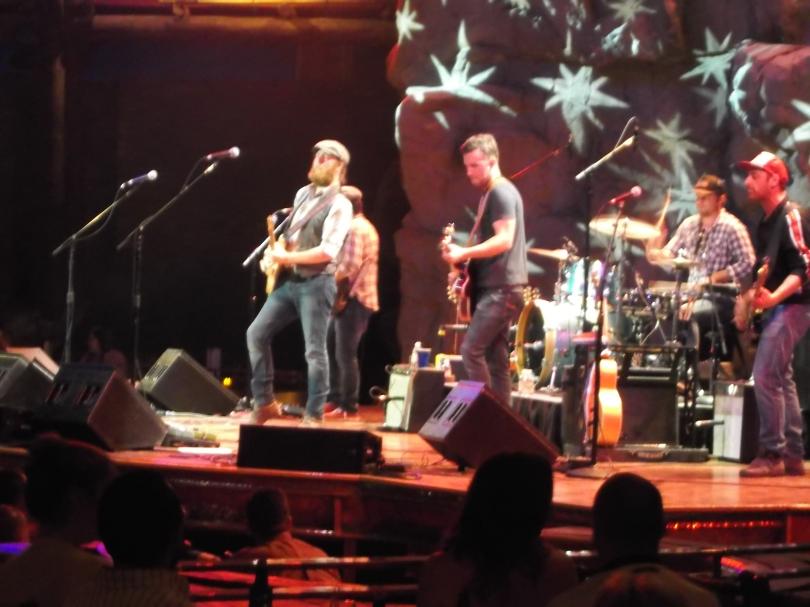 Brothers Osborne perform