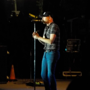 Cole Swindell performs