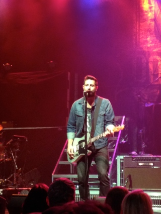 Old Dominion performs ahead of Chase Rice at House of Blues Boston.