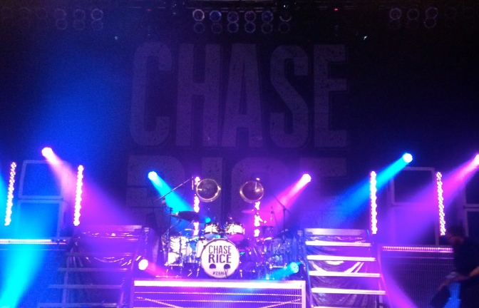 Chase Rice's Ignite the Night Tour Setlist