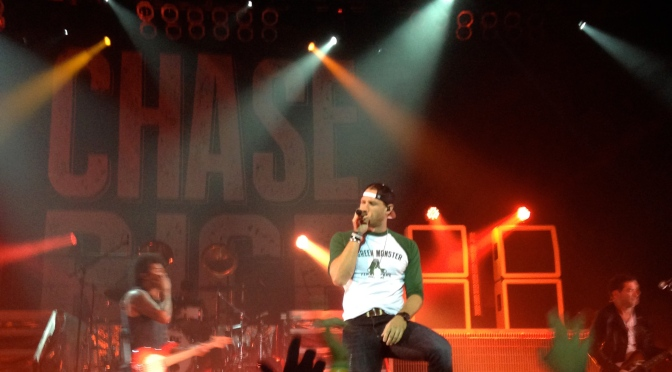 Chase Rice Looks to Find Groove with His Second Single