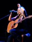 Leah Turner performs