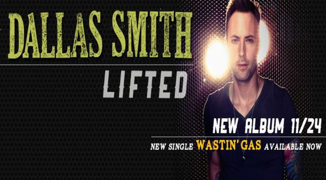 Dallas Smith Finds His Place with 'Lifted'