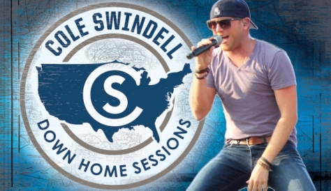 Cole Swindell Down Home Sessions