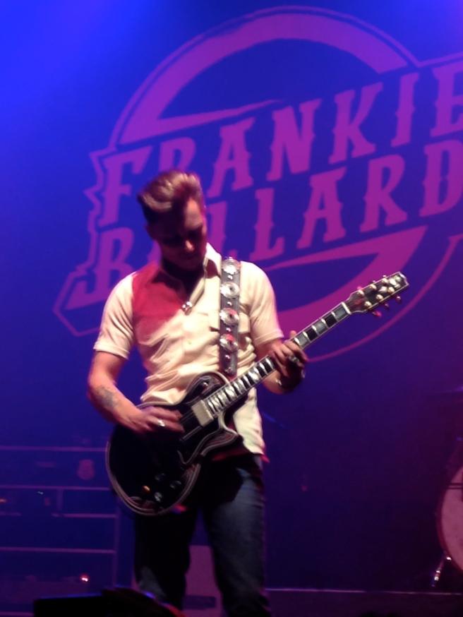 Frankie Ballard