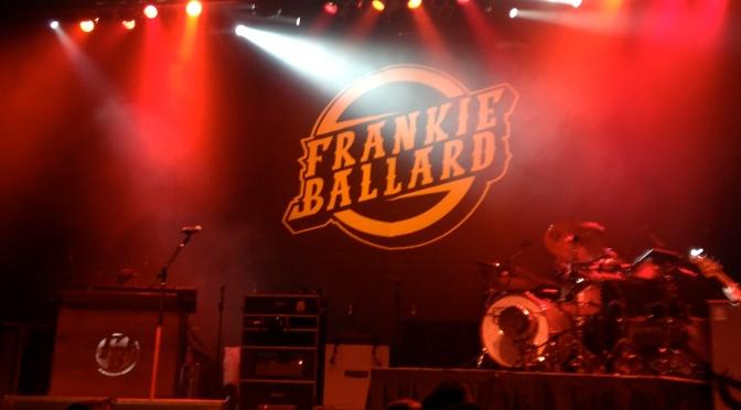 Frankie Ballard's Stage Dive Goes Bad