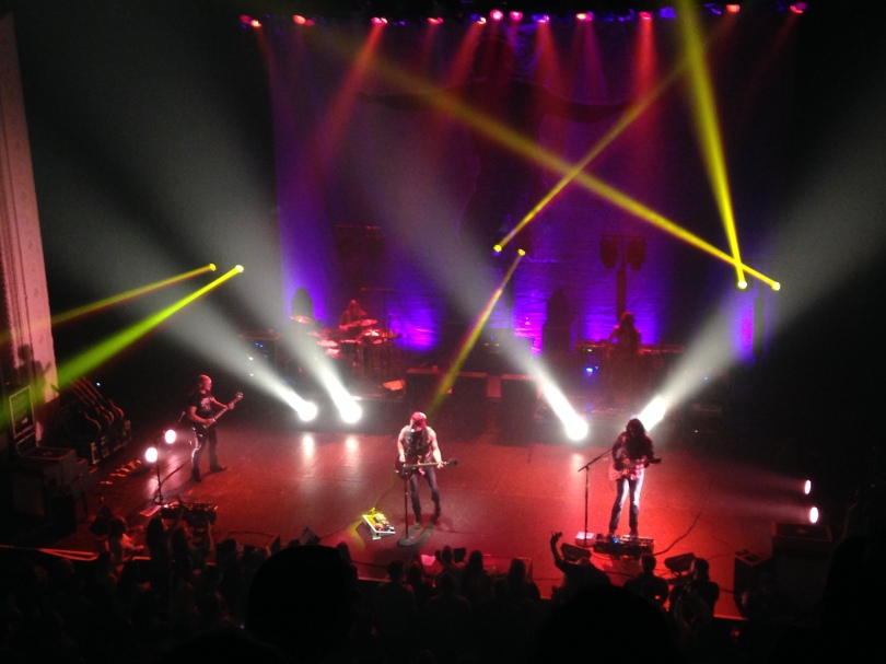 Kip Moore performs at the Orpheum Theatre in Boston