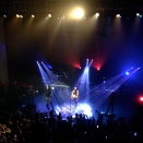 Kip Moore performs with Sam Hunt at the Orpheum Theatre in Boston
