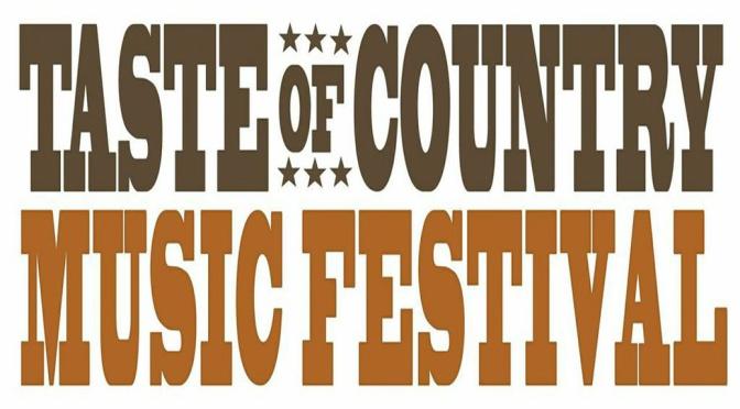 Taste of Country Festival Announces Final Headliner
