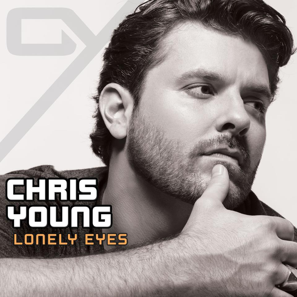 Chris Young: Chris Young Shines On 'Lonely Eyes'