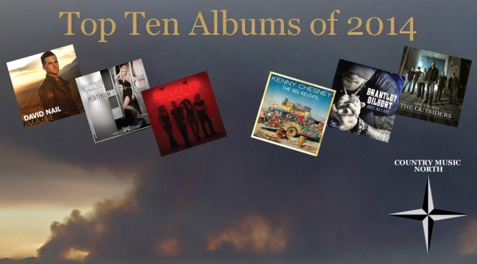Top Ten Albums of 2014