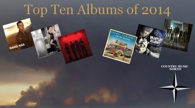 Top Ten Albums of 2014