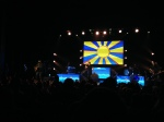 """Scotty McCreery closes his set with his hit """"Feelin' It"""" at the Oakdale Theatre"""