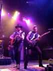 Brother Tom & Mike Gossin of Gloriana perform at House of Blues Boston