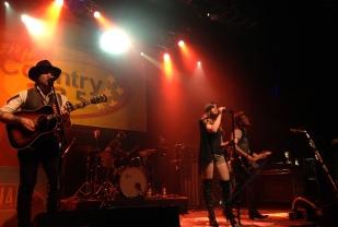 Gloriana performs at House of Blues Boston