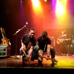 Jerrod Niemann's band performs at House of Blues Boston