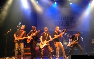 Jerrod Niemann and band perform at House of Blues Boston