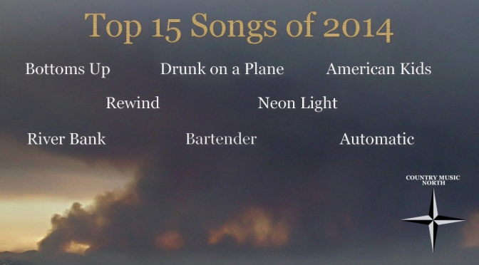 Top 15 Songs of 2014