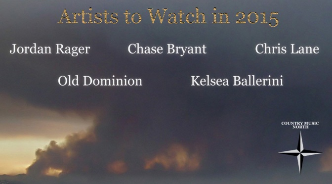 Five Artists to Watch in 2015