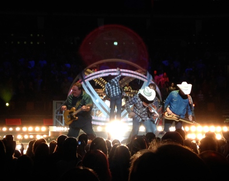 Garth Brooks at the TD Garden