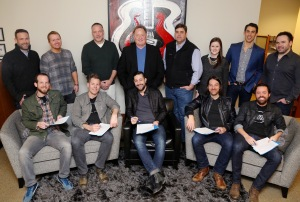 Old Dominion Record Deal