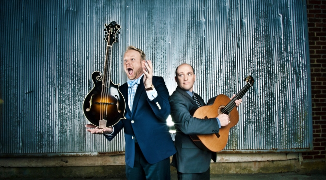 Sunday Conversation: Dailey & Vincent