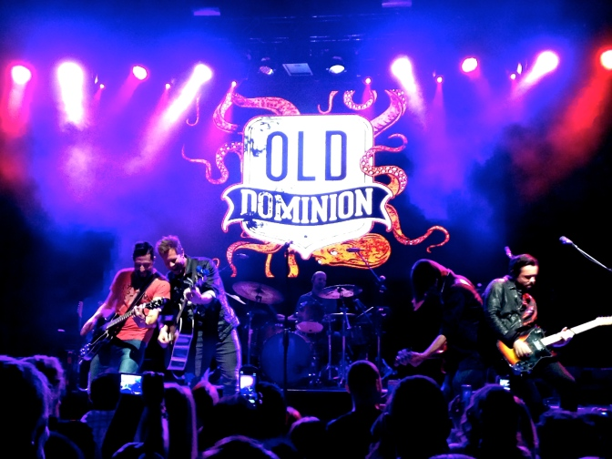 Old Dominion's New Album Meat and Candy