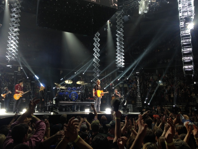 Eric Church Brings the TD Garden to Life