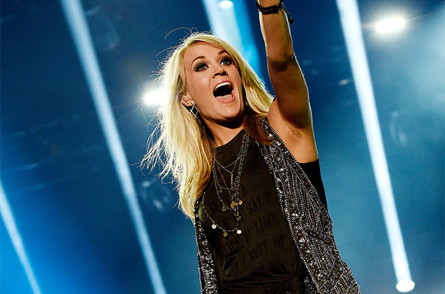 Carrie Underwood CMA Fest