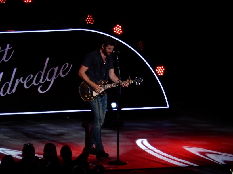 Brett Eldredge Xfinity Center 2015