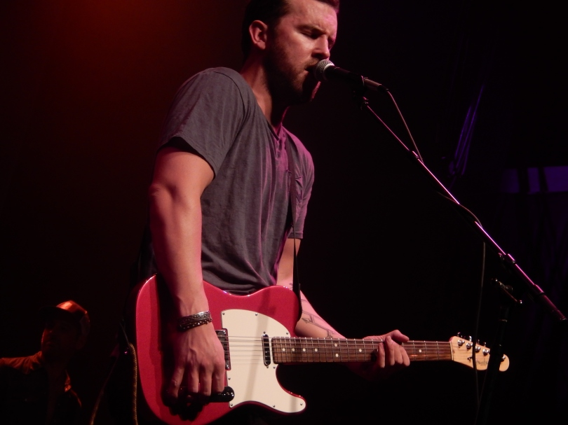 Brothers Osborne House of Blues Boston 2015