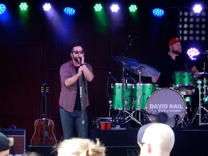 David Nail Hebron Fair 2015