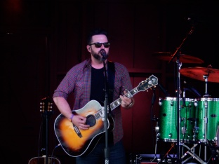 David Nail Hebron Fair 2015