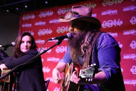 Chris Stapleton Header