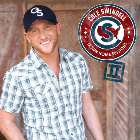 Cole Swindell Down Home Sessions II