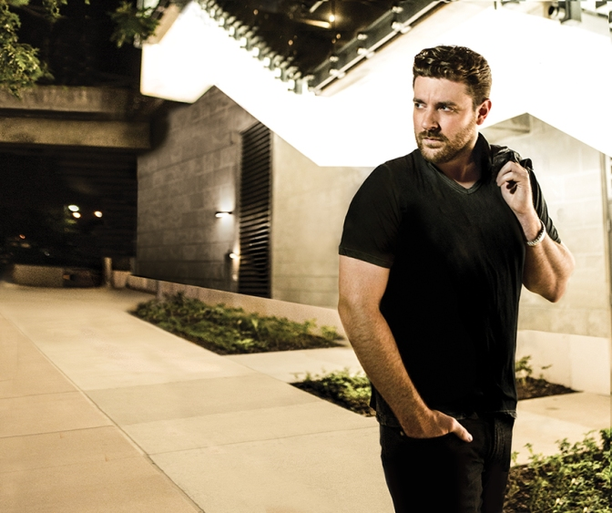 Chris Young Teams Up With Vince Gill on a New Song