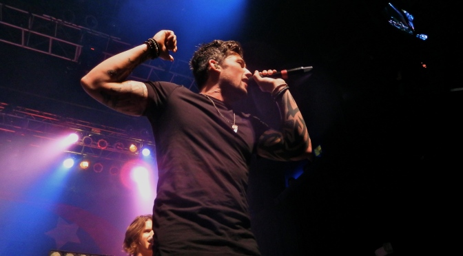 Michael Ray Wows at House of Blues Boston