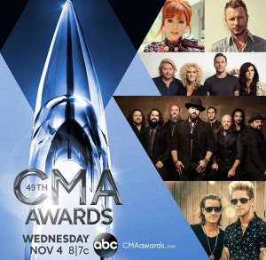 CMA Awards Header