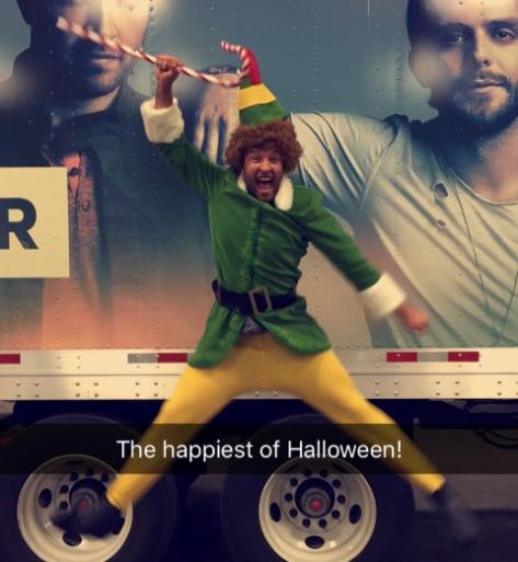 Brett Eldredge Halloween